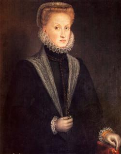 Anne Of Austria, Queen Of Spain