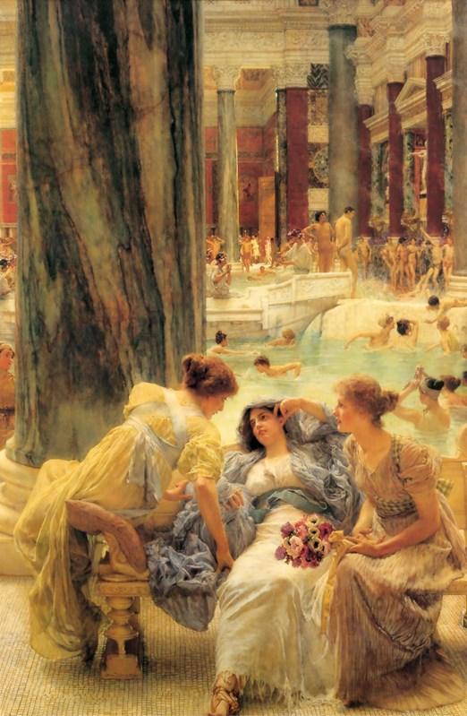 The Baths of Caracalla
