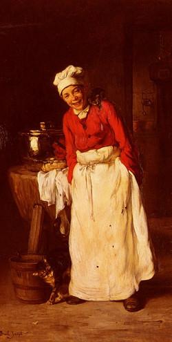 Le Petit Cuisinier The Little Cook