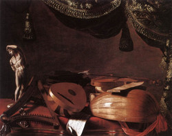 StillLife with Musical Instruments