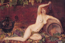 The spirit of the vine
