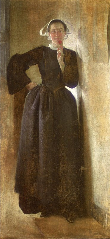 Josephine, the Breton Maid