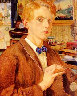 Portrait Of The Artistrtist-large