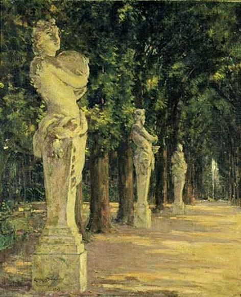Allee de l'Ete, Versailles