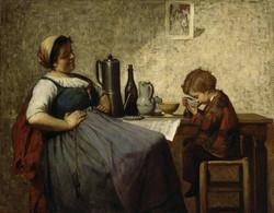 Maternal Joy