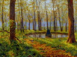 The Park in Autumn
