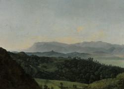 Extensive Mountainous Landscape