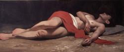 Sleeping Magdalene