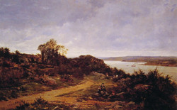 View from Plougastel, Brittany