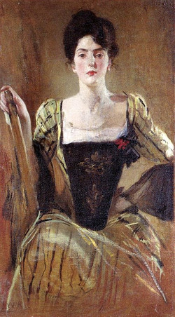 The Green Gown circa 1904