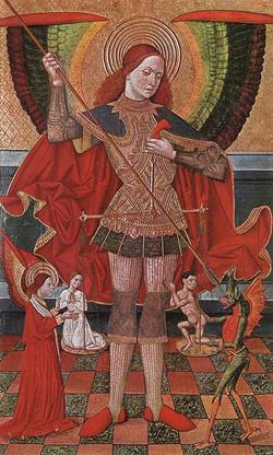 The Archangel Michael