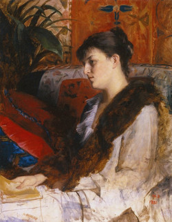 Portrait of Madame P.B. Alexandrine