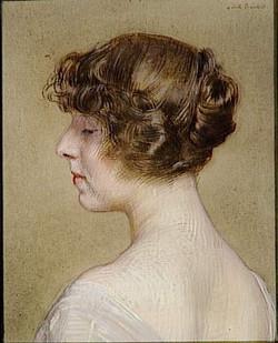 Portrait de Madame Fabre née Yvonne