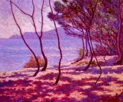 Paysage Mediterranean