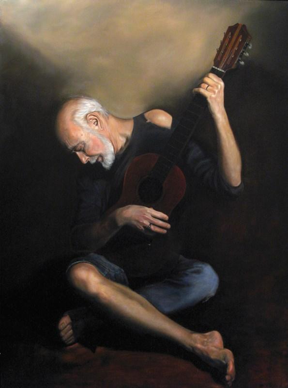 Picassos Guitarist