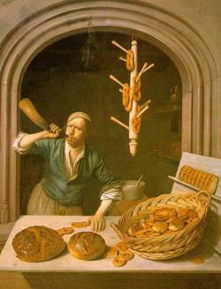 The Baker 1681