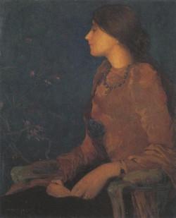 Portrait of Thadee Caroline Jacquet