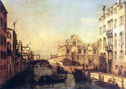 The Scuola of San Marco