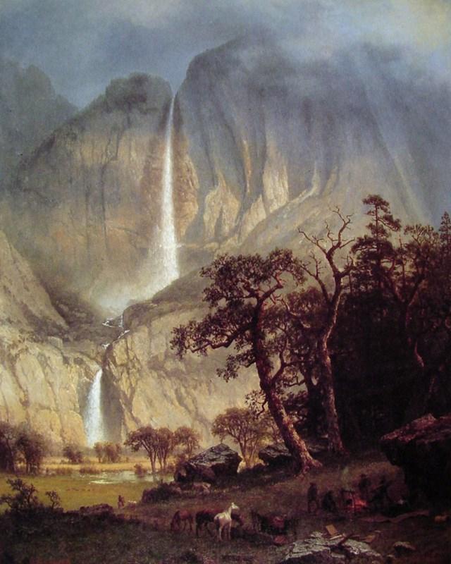 Cholooke: The Yosemite Fall