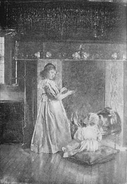 Fireside Fancies circa 1893