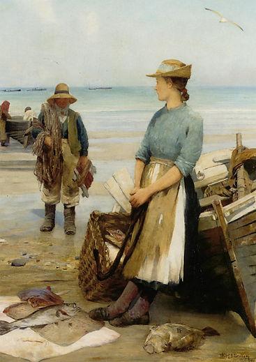Benham_Thomas_C_S_The_Days_Catch_1890_Oi