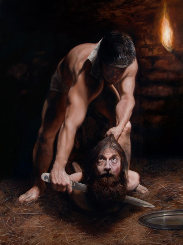 Martyrdom Of Saint John the Baptist