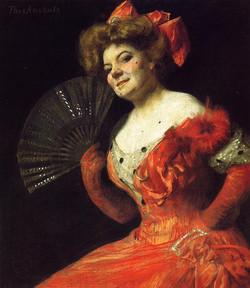 Portrait of Katherine Rice