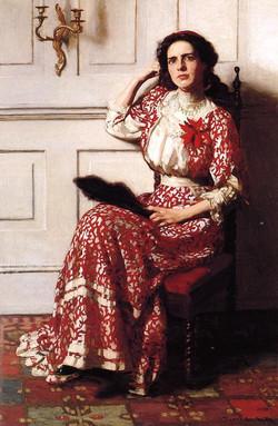 Portrait of Rebecca H. Whelan
