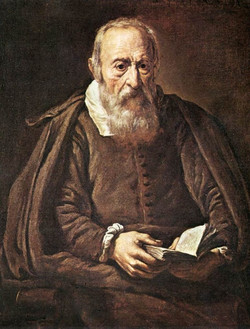 Portrait of an Old Man with Book