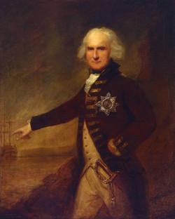 Admiral Alexander Hood