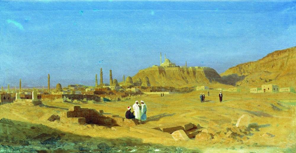 Evening in Cairo