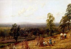 Harvestime, Ashborne, Warwickshire
