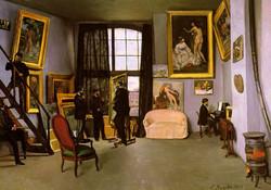 The Artist's Studio  9 Rue de la Co