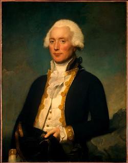 Captain Robert Calder