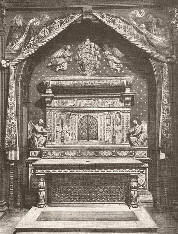 Altar  Marble