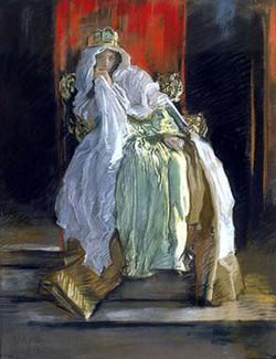 The Queen in Hamlet