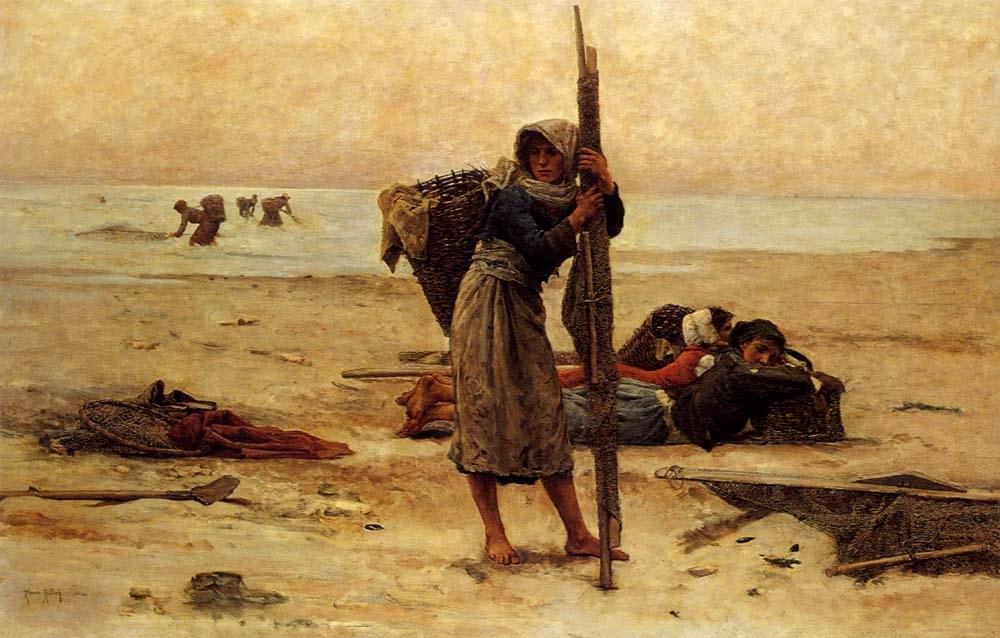 Arabs in the Desert