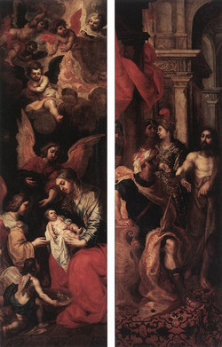 Wings of an Altarpiece