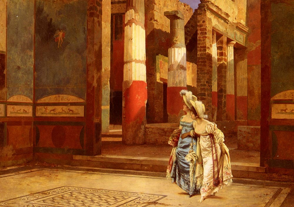 A Visit To Pompeii