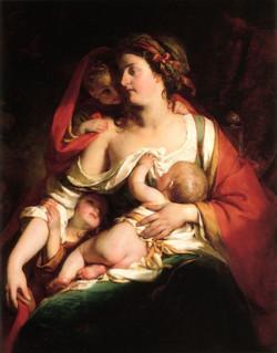 Mutter Und Kinden