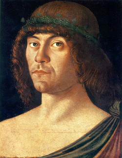 Portrait of a Humanist 1475-1480