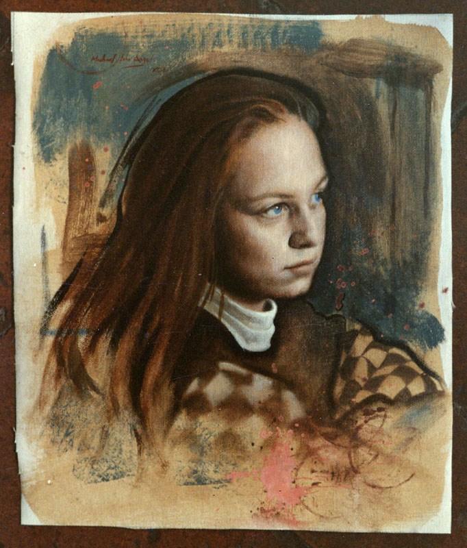 Silvia (Study)