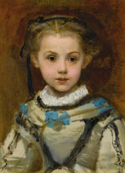 Portrait of Guillemette de Lareinty