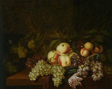 Assteyn_Bartholomeus_Still_Life_of_Peach
