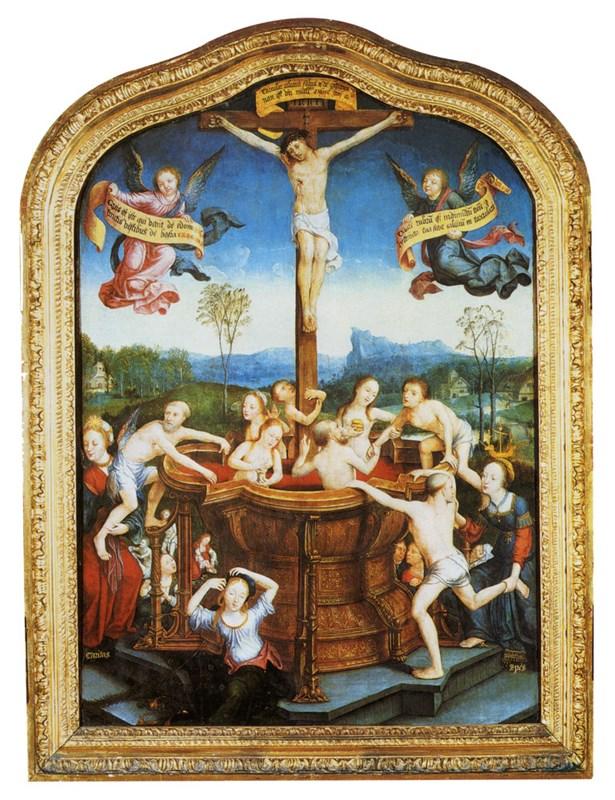 The Mystical Bath