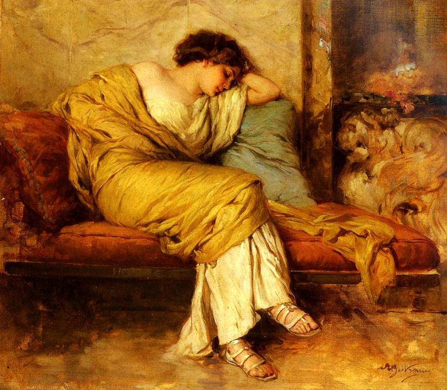 Figura Dormiente Sleeping Figure  Oi
