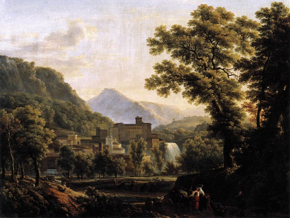 View of the Isle of Sora