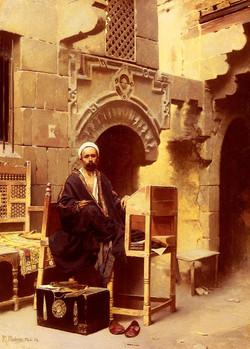 An Egyptian Scribe