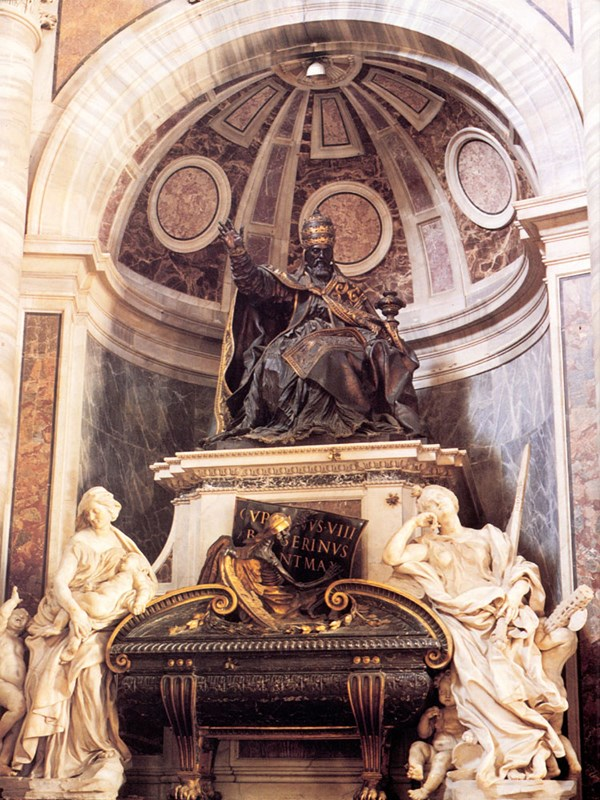 Tomb of Pope Urban VIII