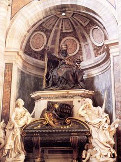 Tomb of Pope Urban VIII